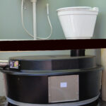Ekolet SISÄ-VS, kompostitankki (Kuva: Ekolet)
